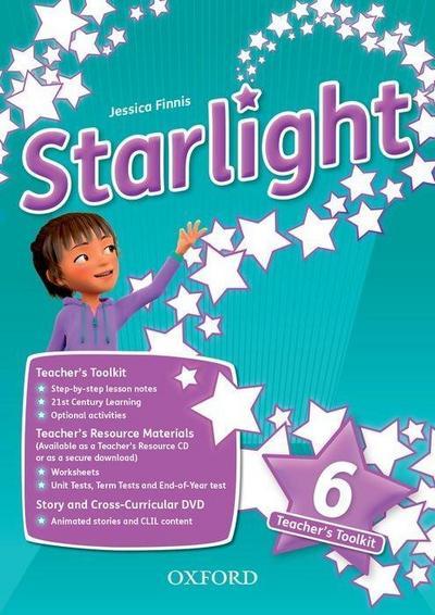 Starlight: Level 6. Teacher's Toolkit