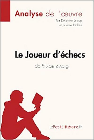 Le Joueur d'échecs de Stefan Zweig (Analyse de l'oeuvre)