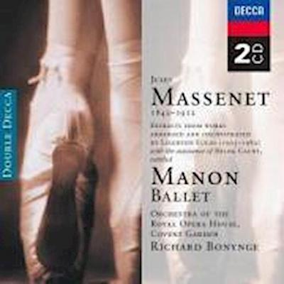 Massenet: Manon Ballet