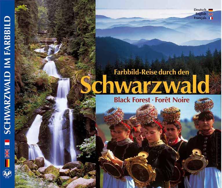 Bert Teklenborg ~ Farbbild-Reise durch den Schwarzwald 9783921268698