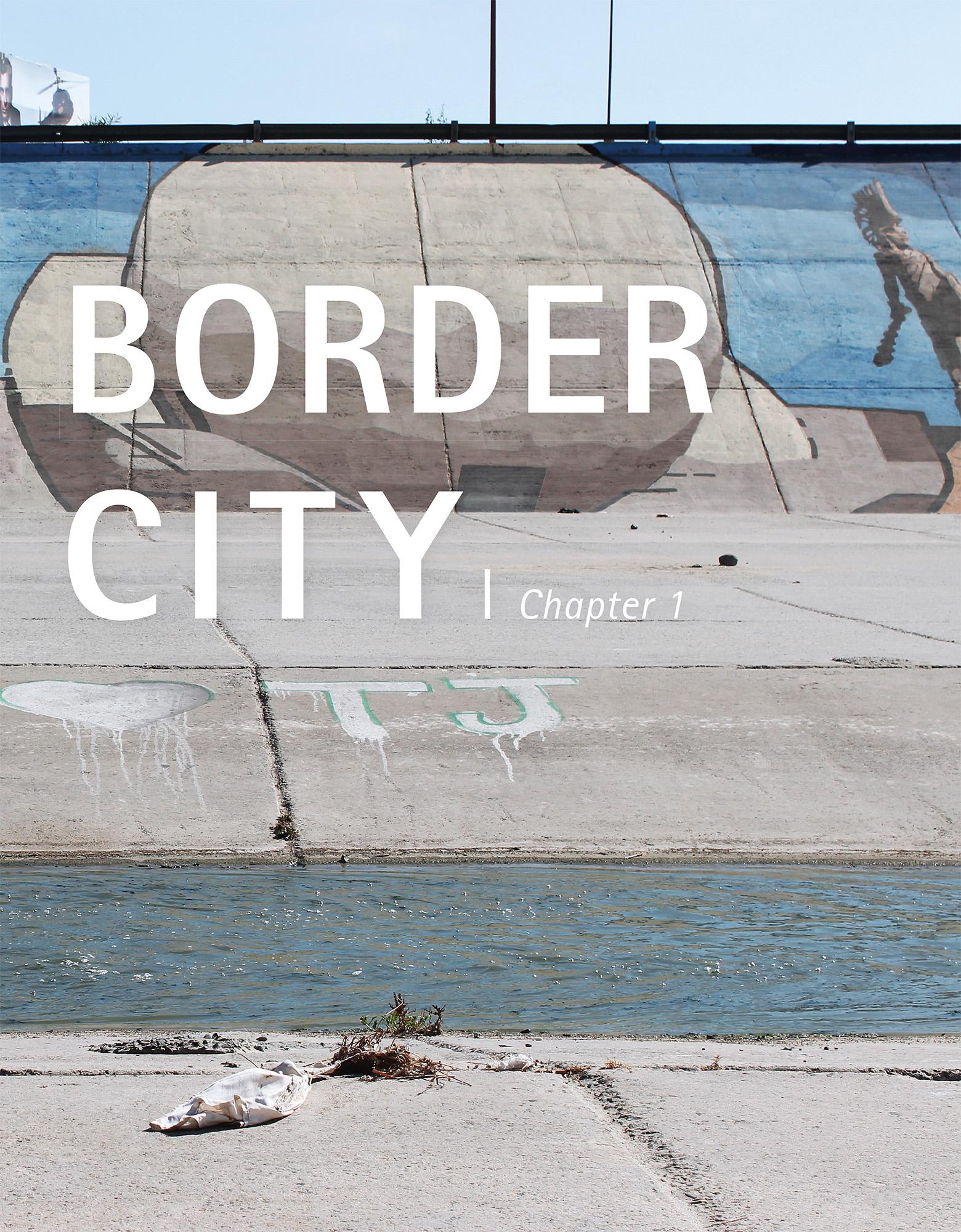 Border City Liz Bachhuber