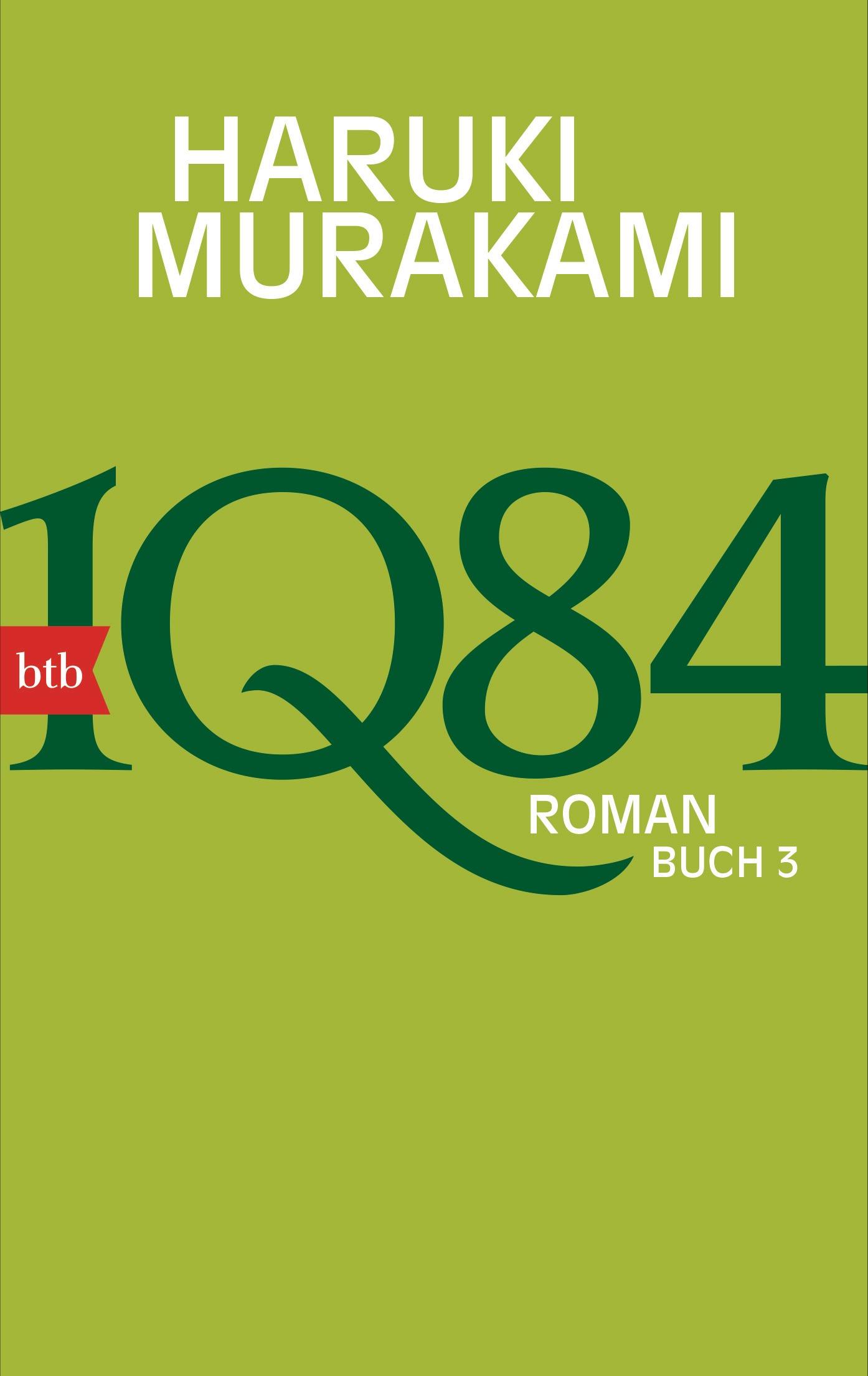 1Q84  (Buch 3), Haruki Murakami