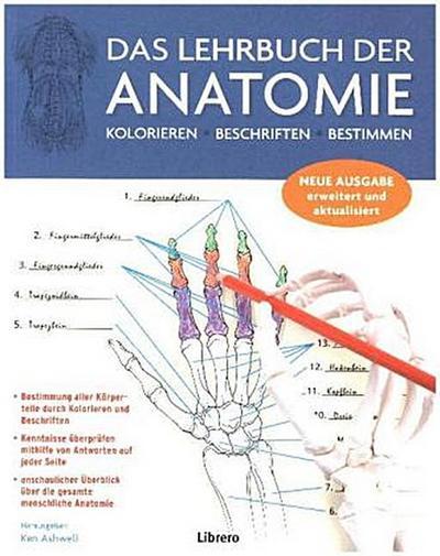 Das Lehrbuch der Anatomie