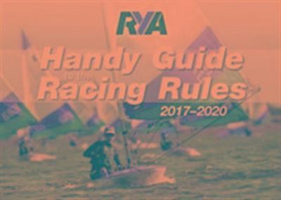 RYA Handy Guide to the Racing Rules 2017-2020