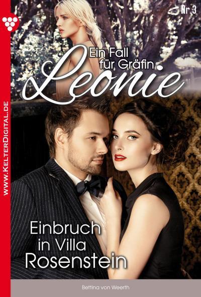 Ein Fall für Gräfin Leonie 3 – Adelsroman