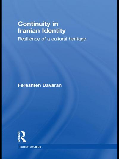 Continuity in Iranian Identity