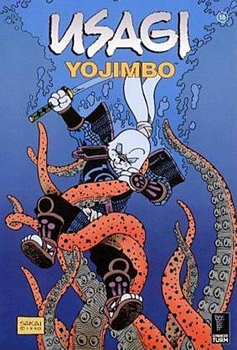 Usagi Yojimbo 10. Das Duell, Stan Sakai