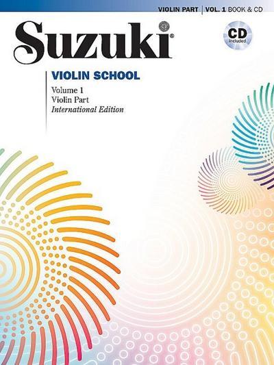 Suzuki Violin School 1 International Edition mit CD