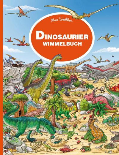 Dinosaurier Wimmelbuch