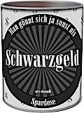 """Spardose """"Schwarzgeld"""""""