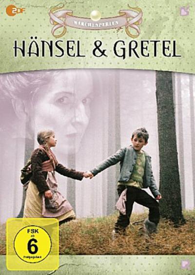 6 Märchenperlen - Hänsel und Gretel