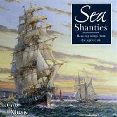Sea Shanties, 1 Audio-CD