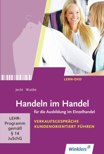 Handeln im Handel Lern-DVD, DVD-ROM