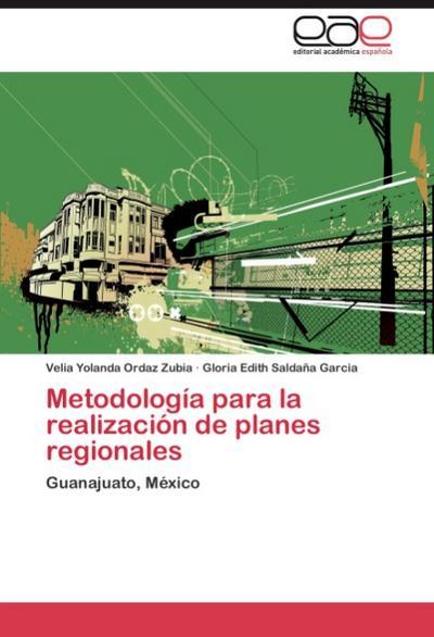 Metodología para la realización de planes regionales