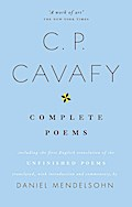 9780007523382 - The Complete Poems of C.P. Cavafy - Buch