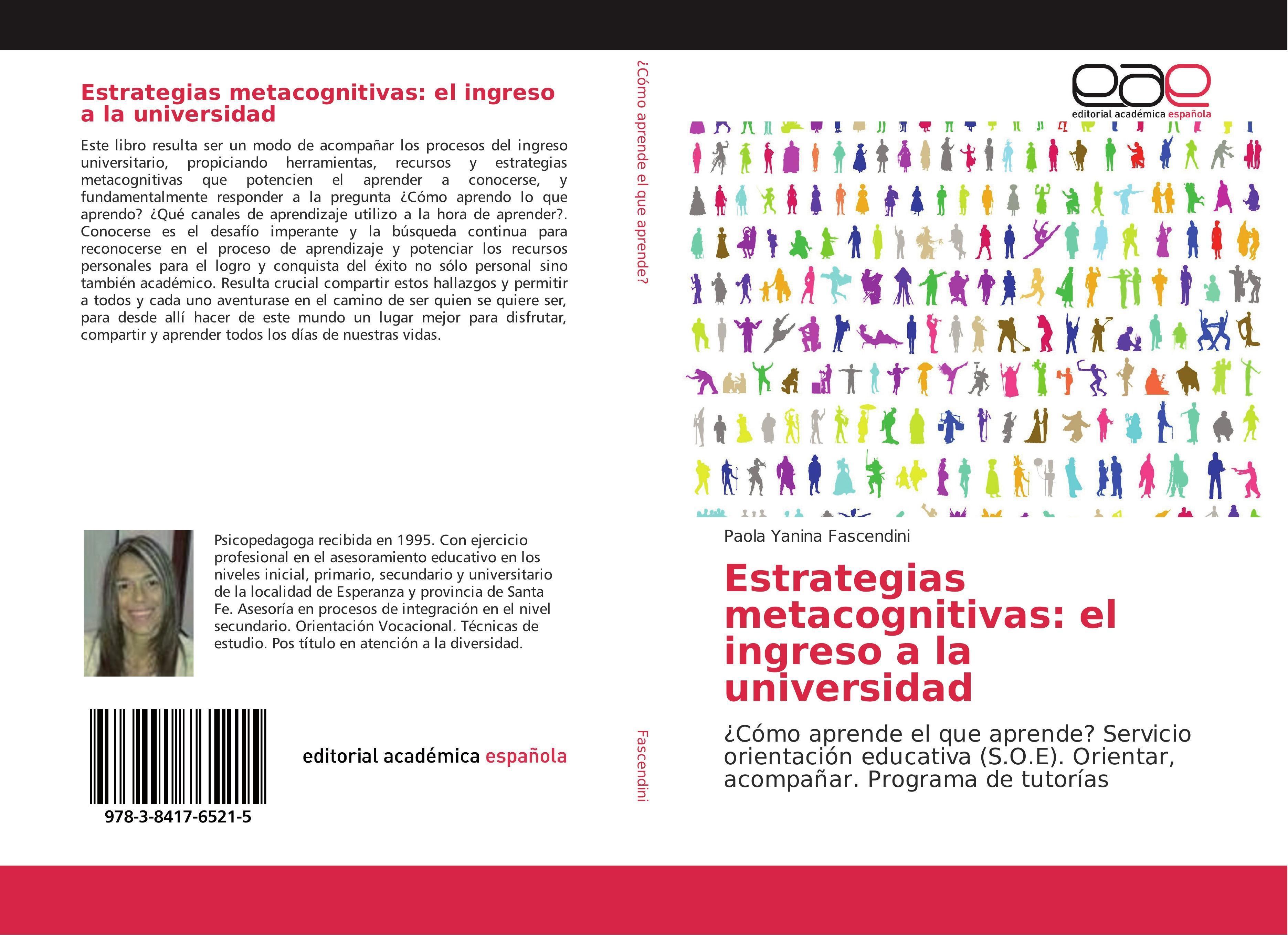Paola Yanina Fascendini / Estrategias metacognitivas: el ingre ... 9783841765215