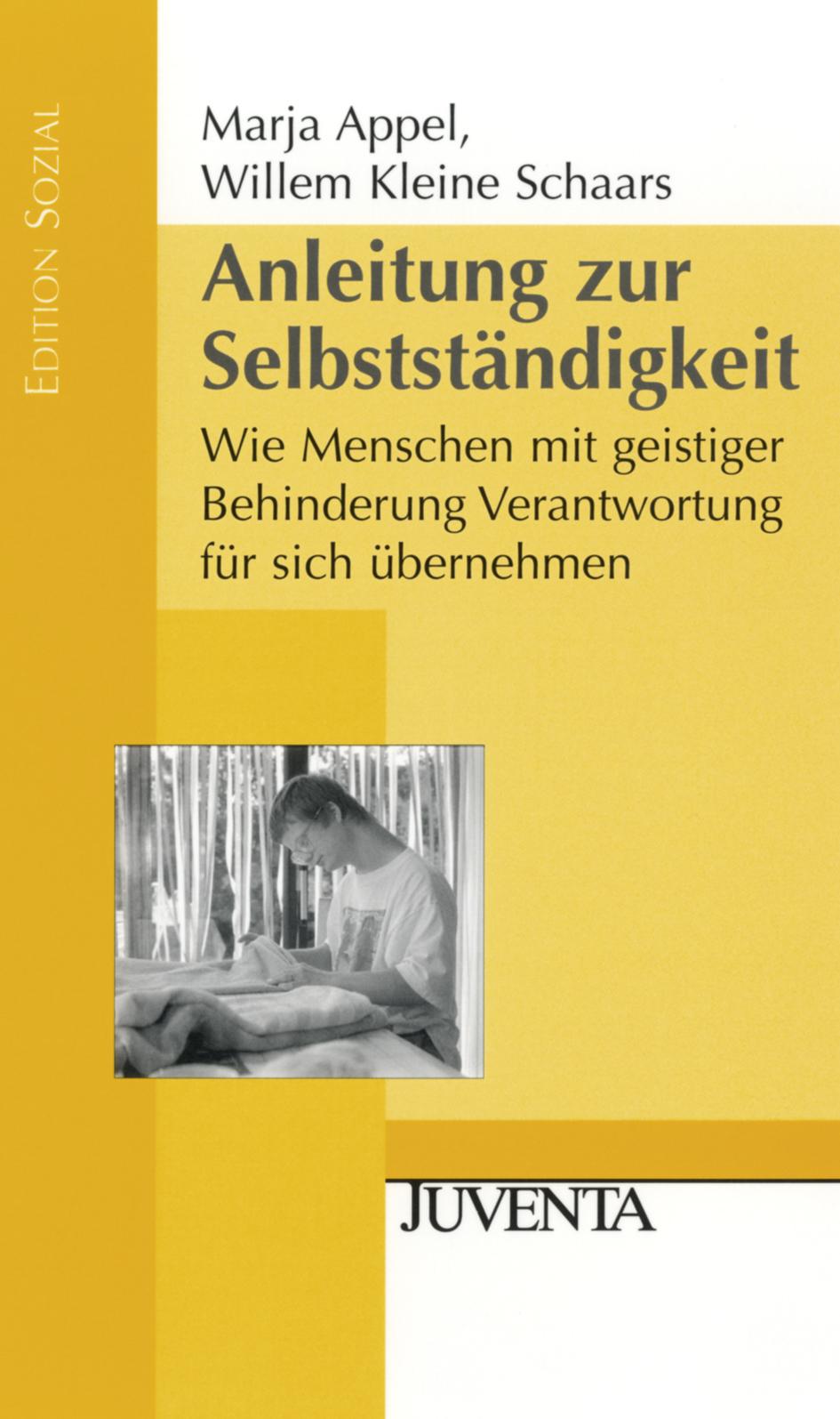 Anleitung zur Selbstständigkeit Willem Kleine Schaars 9783779920014