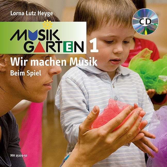 """Musikgarten 1 Wir machen Musik """"""""Beim Spiel"""""""" - Liederheft, m. Audio-CD Cor ..."""