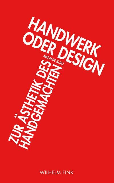 Handwerk oder Design