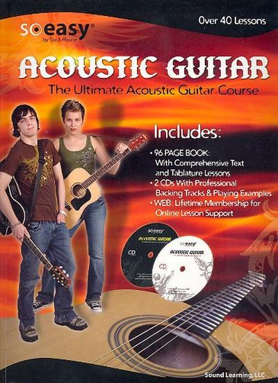 Acoustic Guitar (+2 CD's) :for guitar