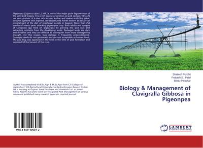 Biology & Management of Clavigralla Gibbosa in Pigeonpea