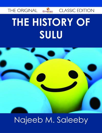 The History of Sulu - The Original Classic Edition