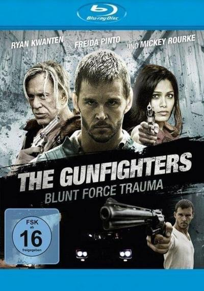 The Gunfighters - Blunt Force Trauma