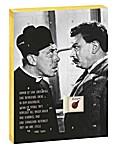 Der echte Räucherkerzen-Adventskalender 'Don Camillo & Peppone'