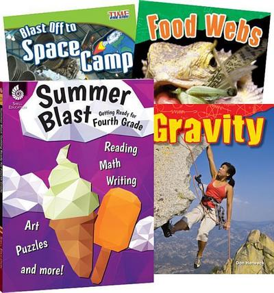 Learn-At-Home: Summer Science Bundle Grade 4