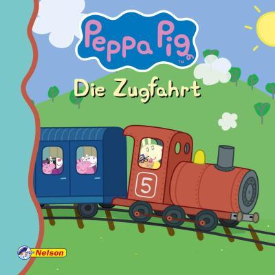 Maxi-Mini 2: Peppa: Die Zugfahrt (Nelson Maxi-Mini)