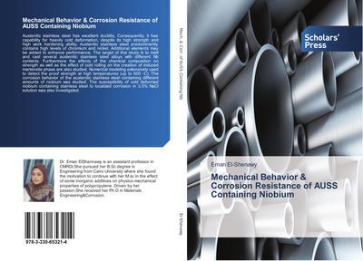 Mechanical Behavior & Corrosion Resistance of AUSS Containing Niobium