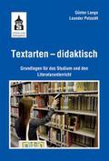Textarten - didaktisch