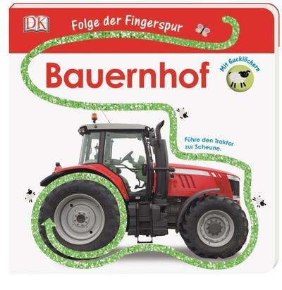 Folge der Fingerspur - Bauernhof
