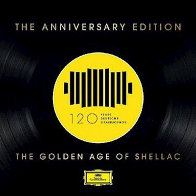 120 Years Deutsche Grammophon Gesellschaft - The Golden Age of Shellac, 1 Audio-CD