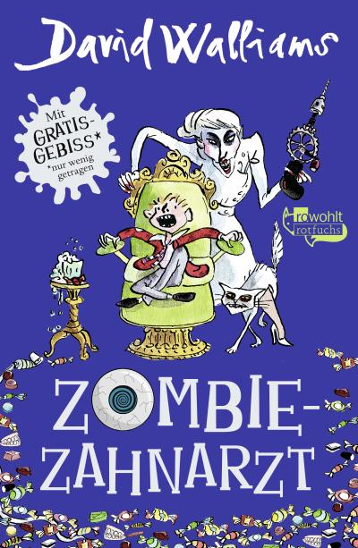 Zombie-Zahnarzt