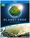 Planet Erde - Die Kollektion, 7 Blu-ray (Limited Edition im edlen Bookpak)