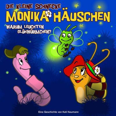 Die kleine Schnecke Monika Häuschen 03. Warum leuchten Glühwürmchen?