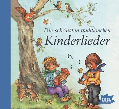 Die schönsten traditionellen Kinderlieder