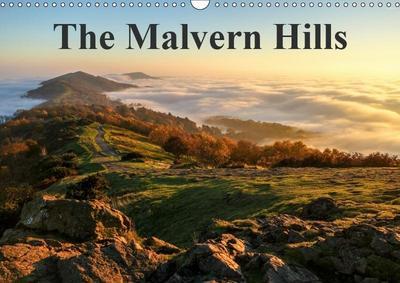 The Malvern Hills (Wall Calendar 2019 DIN A3 Landscape)