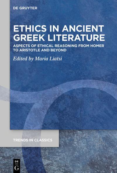 Ethics in Ancient Greek Literature