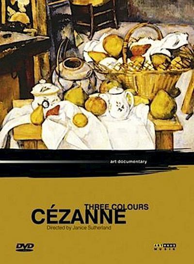 Paul Cézanne - Three Colours Cézanne