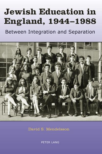 Jewish Education in England, 1944-1988