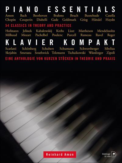 Piano Essentials : für Klavier