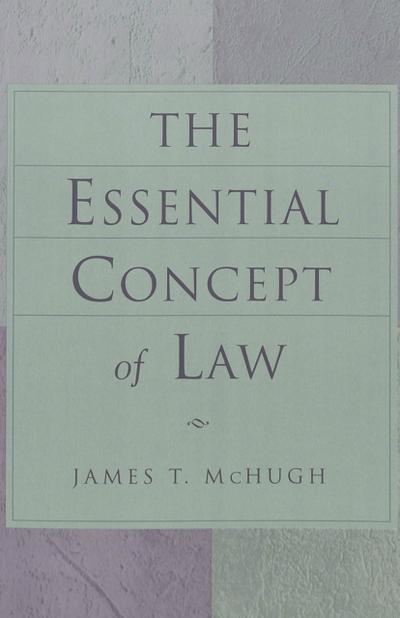 The Essential Concept of Law