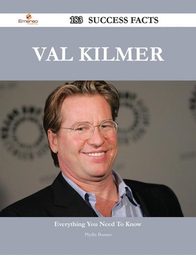 Val Kilmer 183 Success Facts - Everything you need to know about Val Kilmer