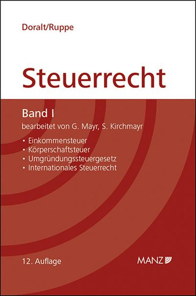 Steuerrecht (f. Österreich). Bd.1
