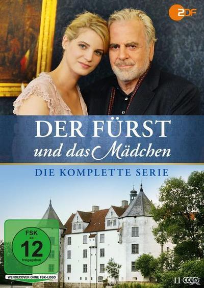 Der Fürst und das Mädchen - Die komplette Serie DVD-Box