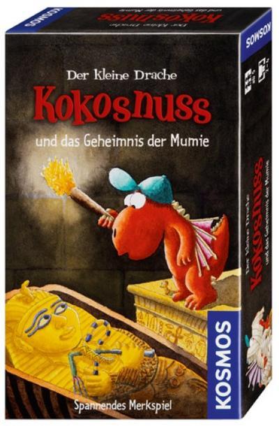 Kosmos 710866 - KOSMOS - Der kleine Drache Kokosnuss - Das Geheimnis der Mumie