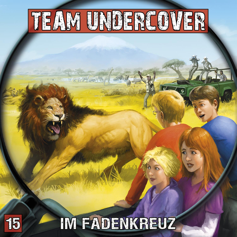 Team Undercover 15: Im Fadenkreuz Markus Topf