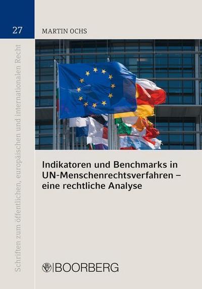 Indikatoren und Benchmarks in UN-Menschenrechtsverfahren